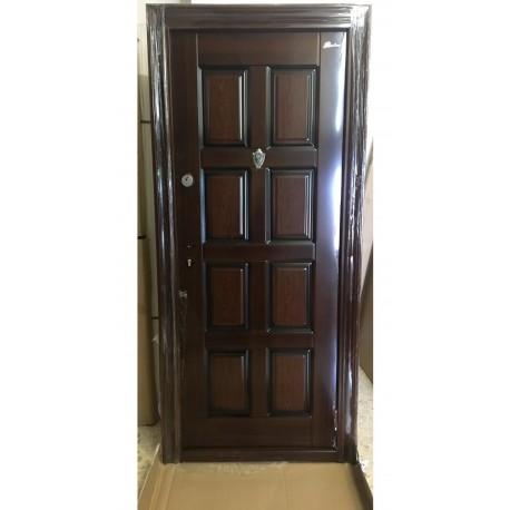 Portone blindato porta ingresso in metallo ala 70 mm
