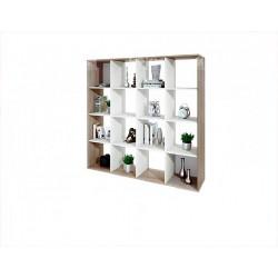 Libreria moderna sala da pranzo,soggiorno modello City 6228 Design raffinato