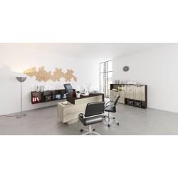 Arredamento ufficio completo modello City 9025 design moderno,elegante