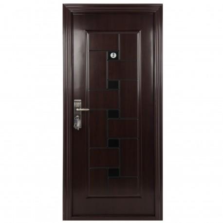 Portone blindato porta ingresso INTERNO per entrate secondarie,condominio B51Q