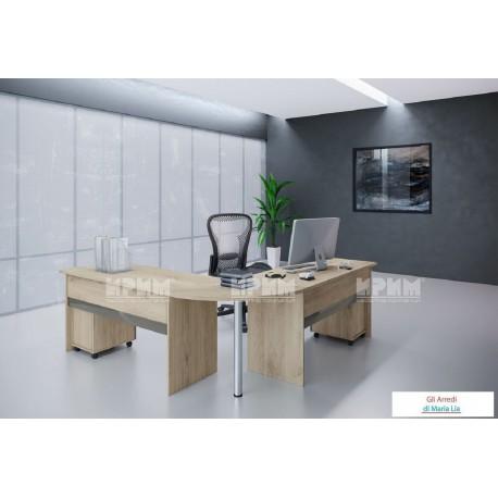 Arredamento ufficio completo modello City 167