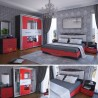 camera da letto matrimoniale moderna letto contenitore