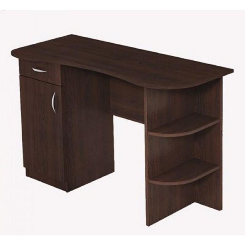 Scrivania ufficio tavolo porta pc in vari colori modello rene - Tavolo porta pc ...
