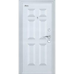 Portone blindato porta ingresso 205/ 90 Bianco