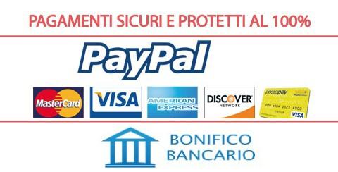 Pagamenti sicuri & Protetti